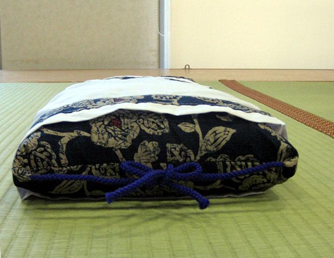 藍染め枕(長野)小 3