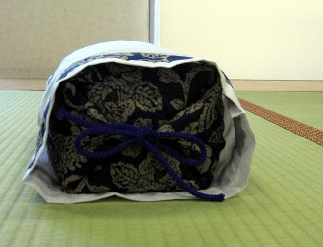 藍染め枕(長野)小 4
