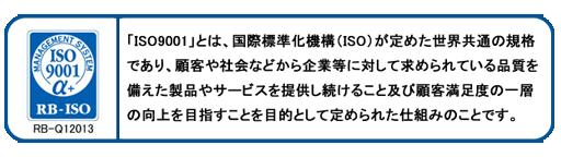 ISO9001縮小