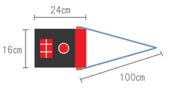 サイズ 図